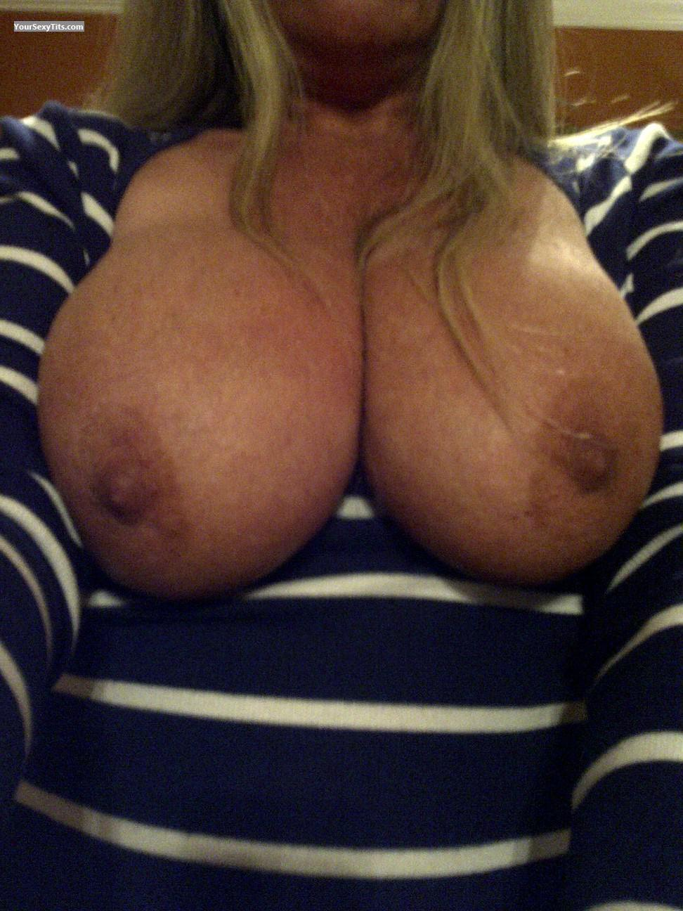 Tit Flash: My Very Big Tits (Selfie) - Mississippi Girl from United States