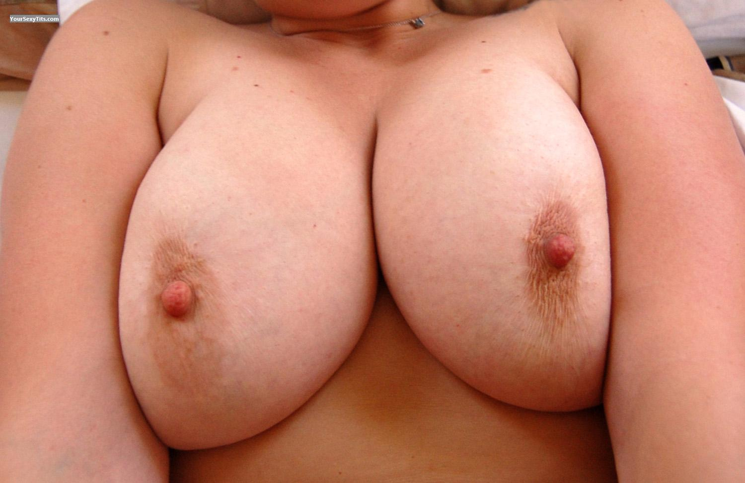 Tit Flash: Ex-Girlfriend's Very Big Tits - Seadragon from United States
