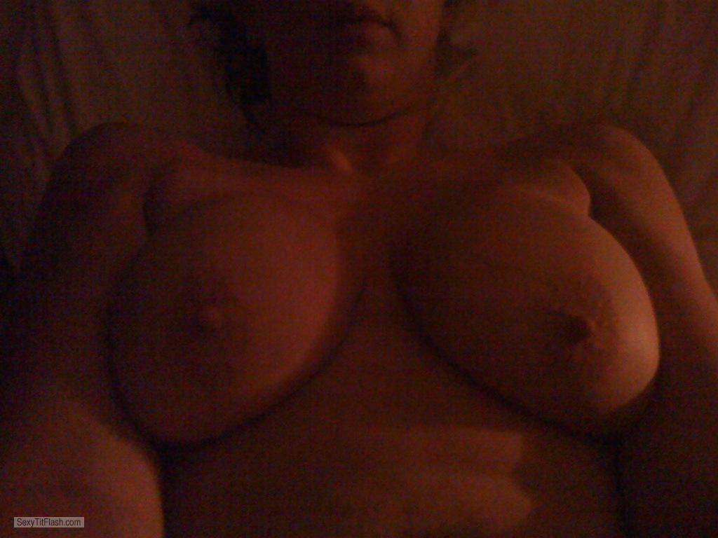 My Very big Tits Selfie by Luscious Busoms