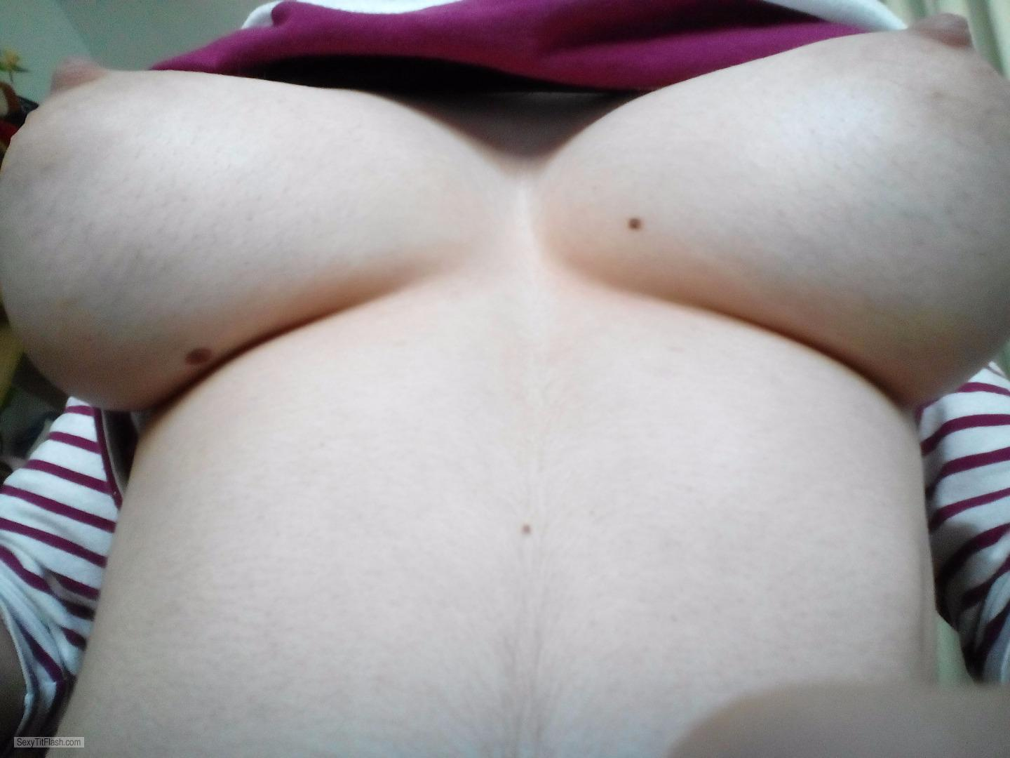 My Big Tits Selfie by Hotsammy