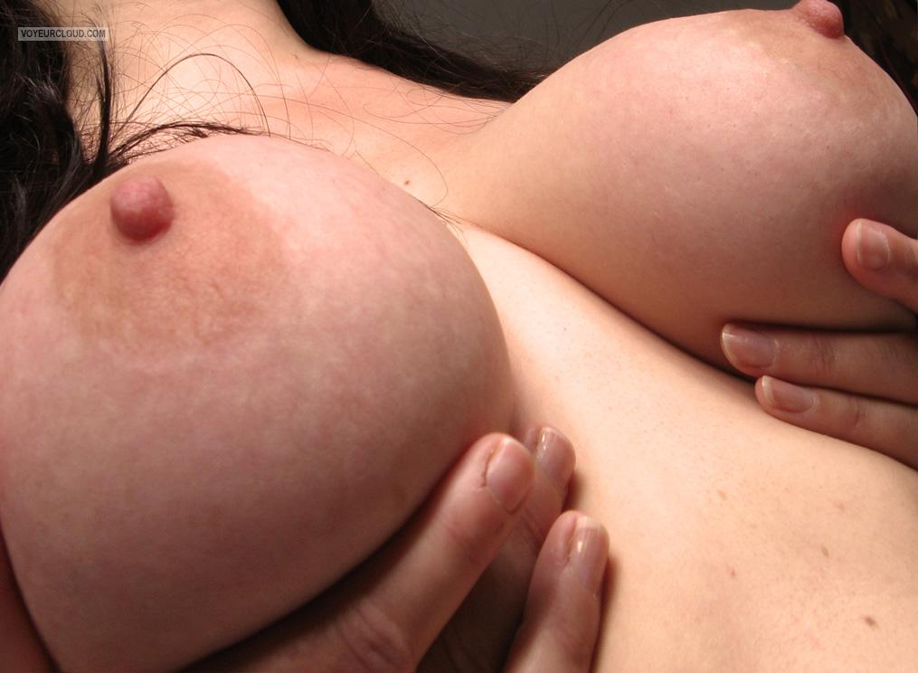 Tit Flash: My Big Tits - Ally from United Kingdom