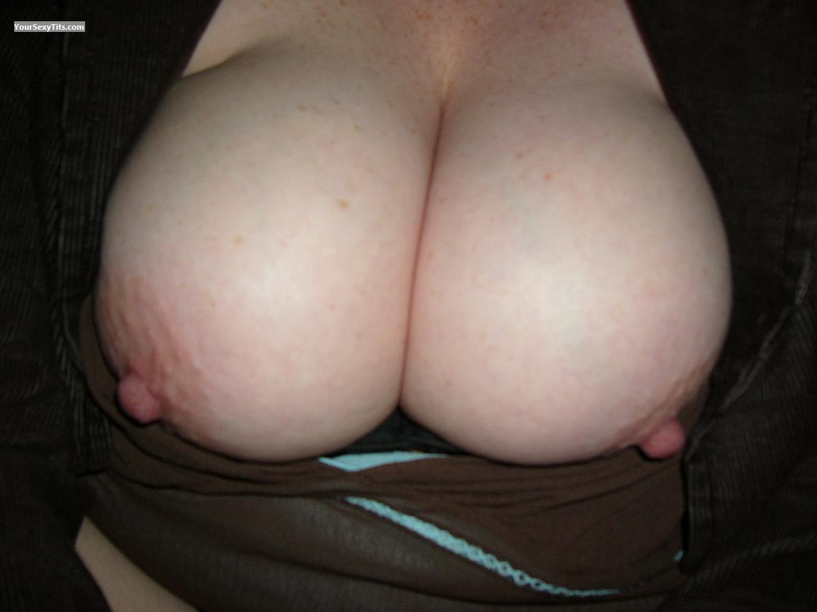 Tit Flash: Very Big Tits - Orgasmicx from United States