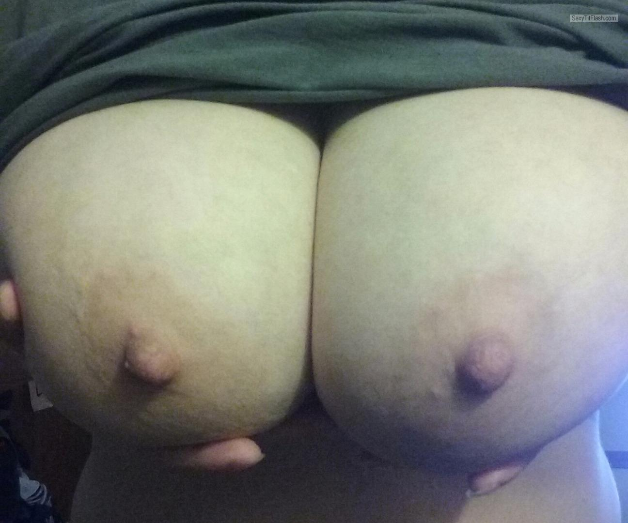 Very big Tits Of My Wife Juggs