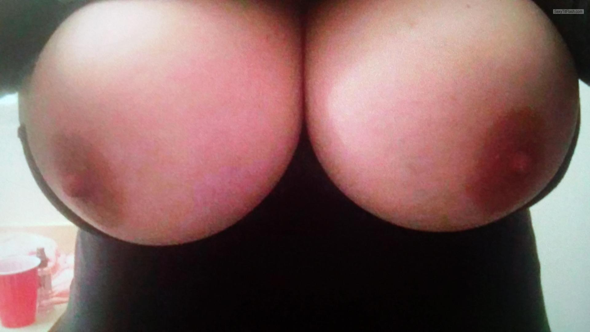 My Very big Tits Selfie by Boooom