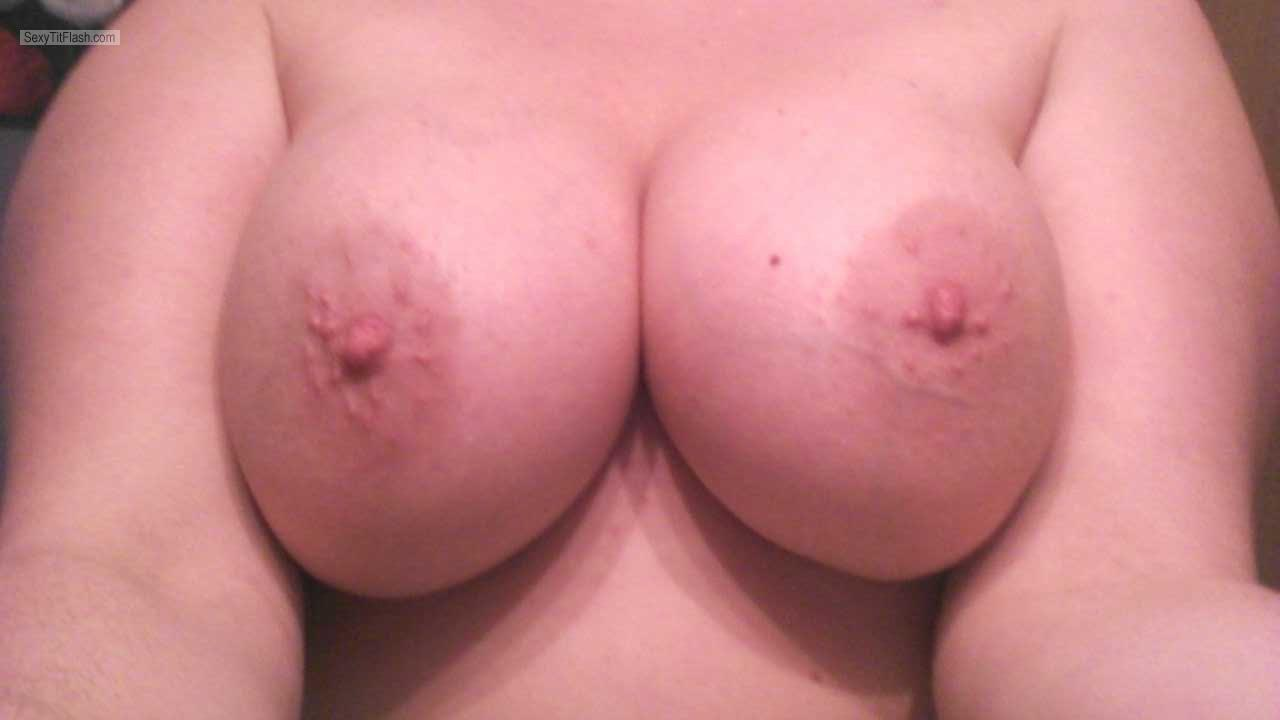 My Very big Tits Selfie by Netties Big Huge Tits