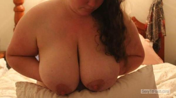 Tit Flash: My Very Big Tits - Oz BBW from Australia