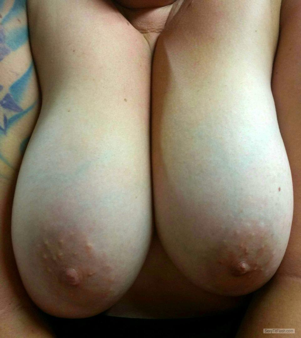 Very big Tits Of My Girlfriend Bigbarebreasts
