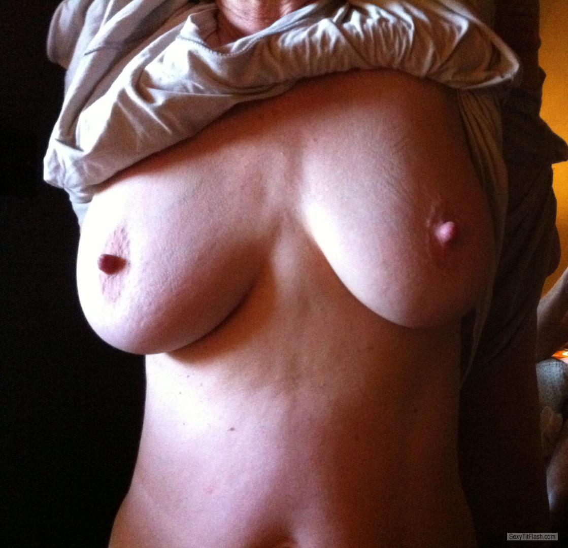 Tit Flash: My Big Tits (Selfie) - Jessie from Australia