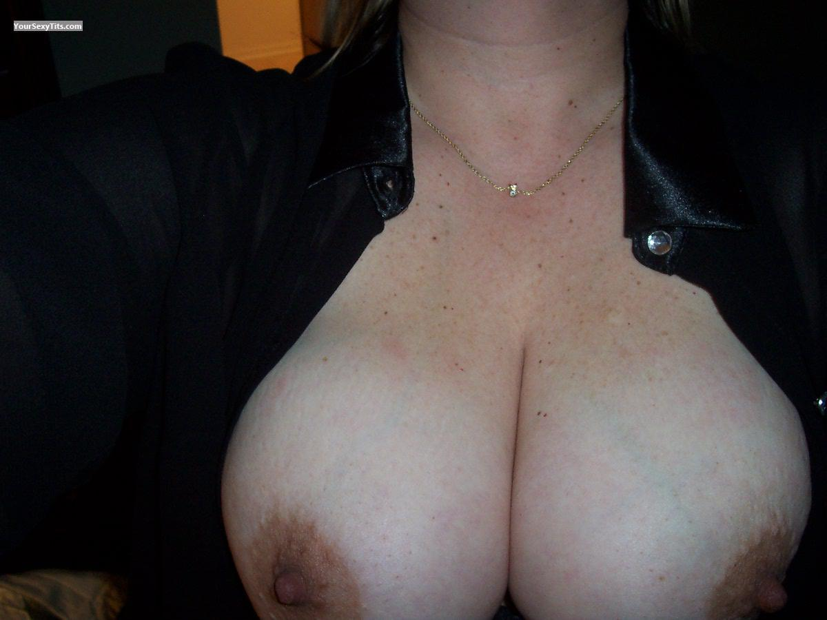 My Very big Tits Selfie by Tracey