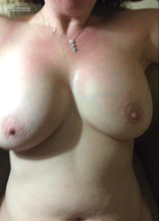 My Very big Tits Happy Big Tit Milf