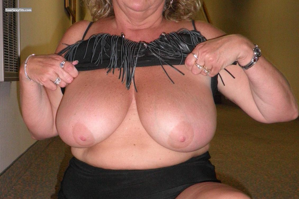 Tit Flash: My Very Big Tits - Priss4u46 from United States