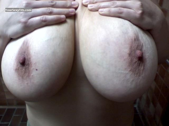 Tit Flash: Very Big Tits - Cory from United States