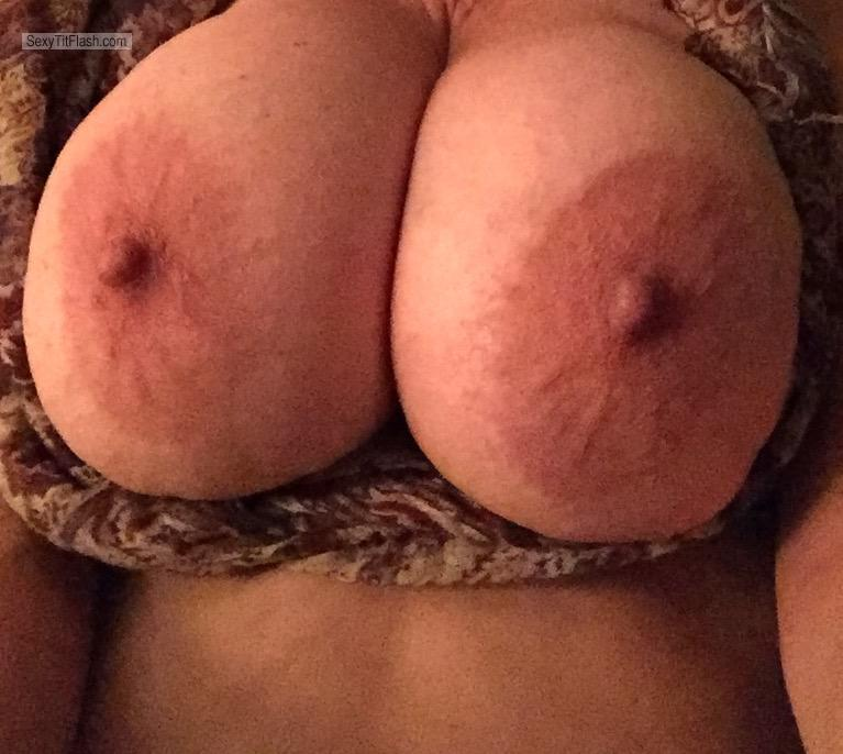 My Very big Tits Topless Selfie by Lucious