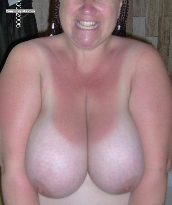 Very big Tits Of My Wife Jen