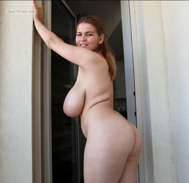 Very big Tits Of My Girlfriend Topless Pam