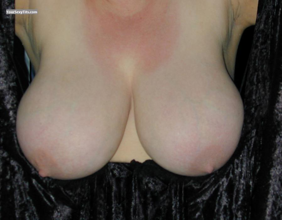 Tit Flash: My Very Big Tits - Ljr from United States