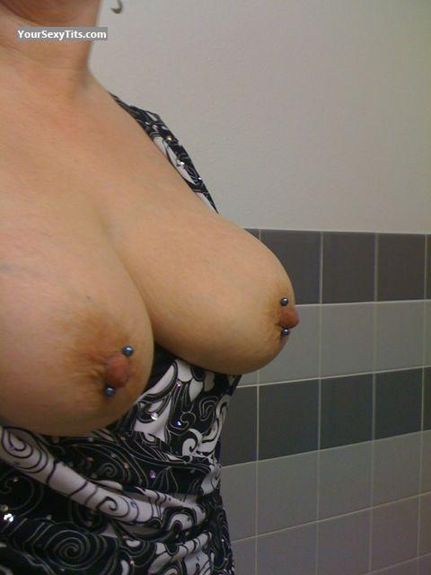 My Very big Tits Selfie by L