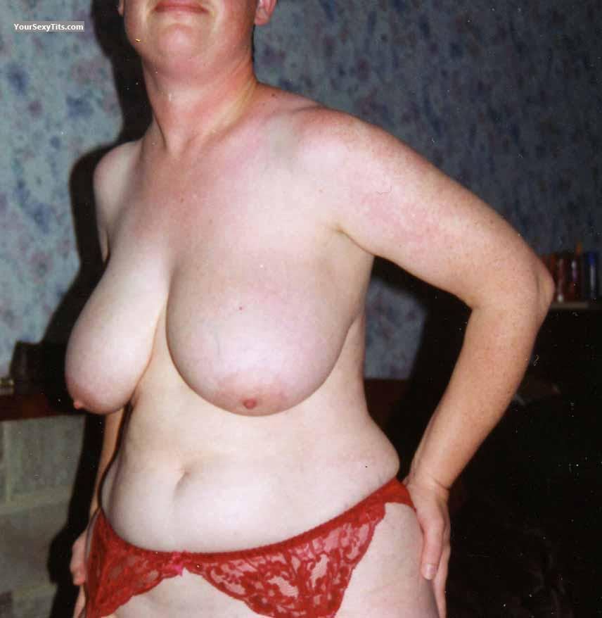 Very big Tits Grannie