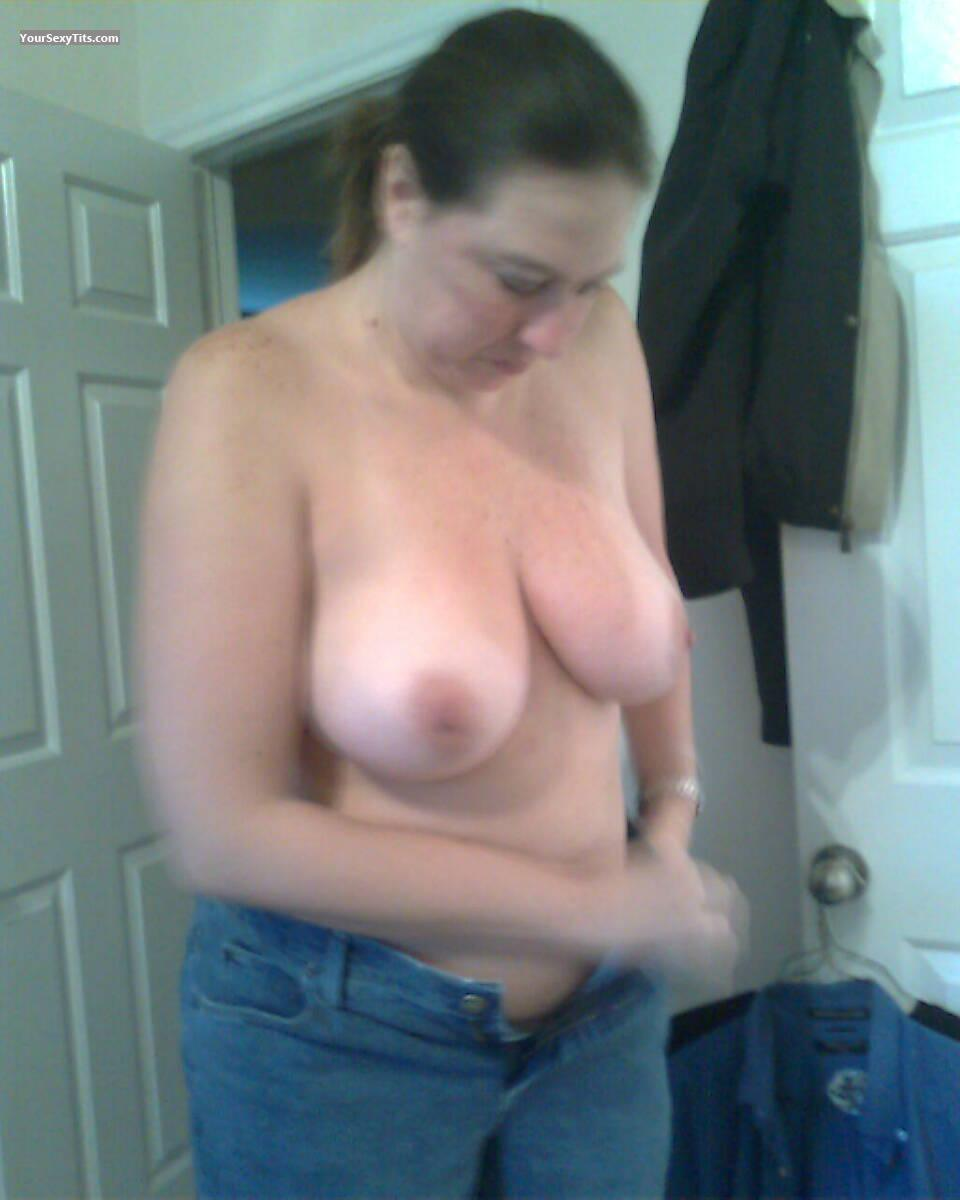 Very big Tits Of My Wife Topless Deerpark Jen