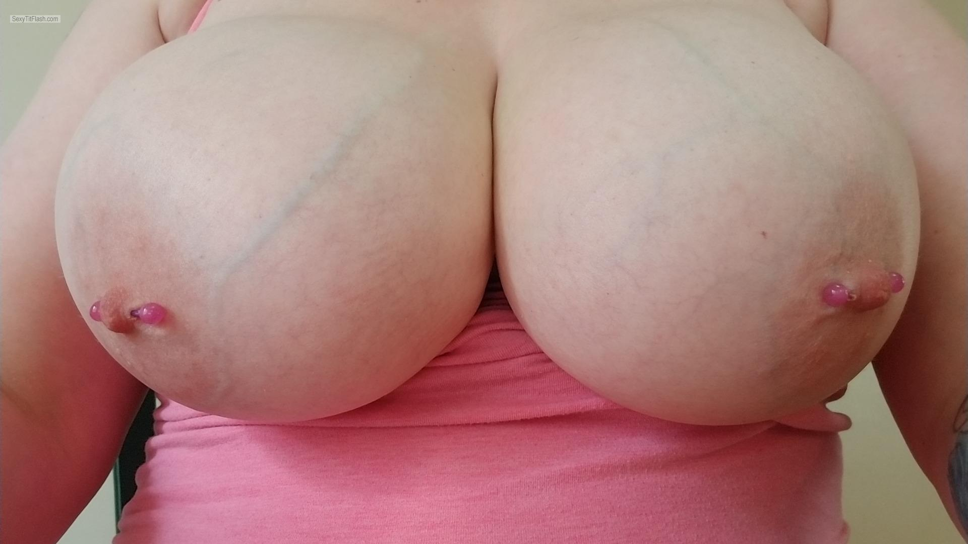 My Very big Tits Selfie by Bigtittymilf
