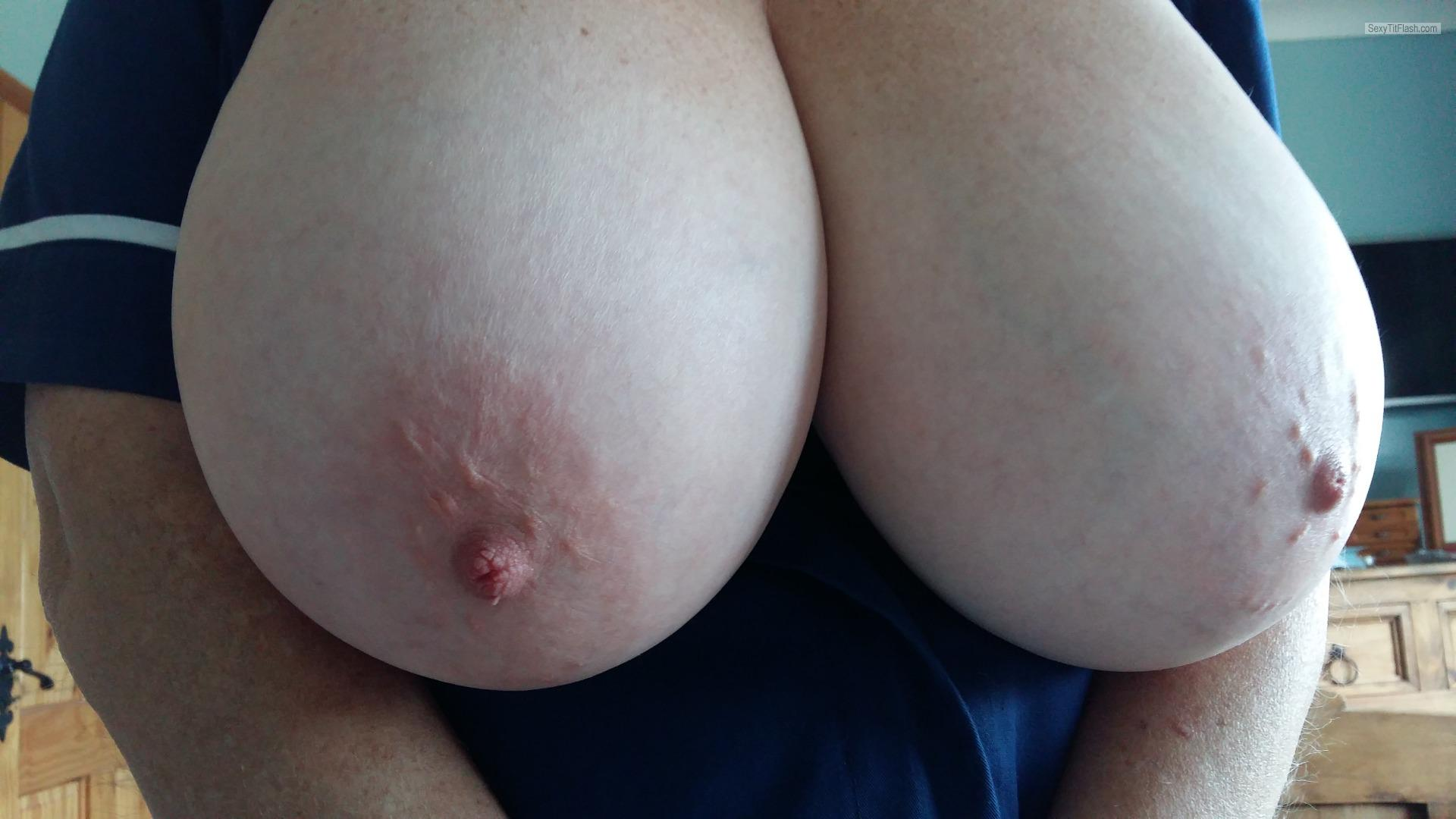 Very big Tits Of My Wife Naughty Nurse