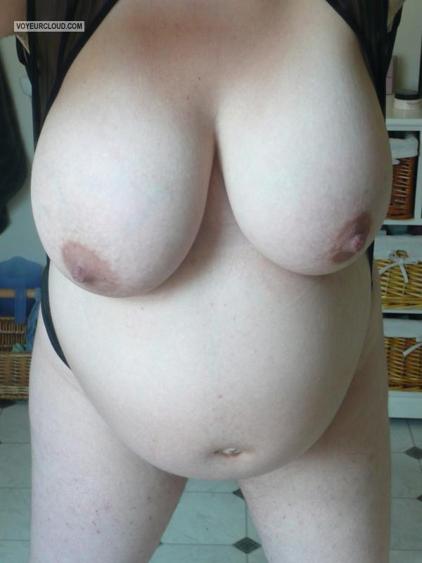 My Very big Tits Selfie by LMC-GG