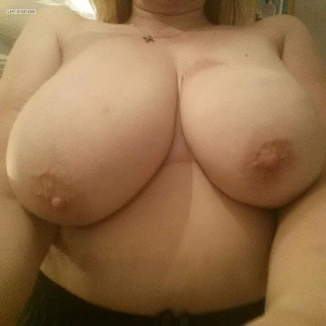 My Very big Tits Selfie by Fun B