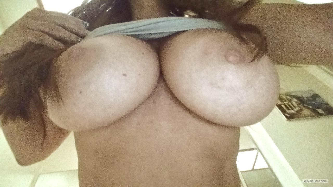 Tit Flash: My Very Big Tits - Corpus81 from United Kingdom