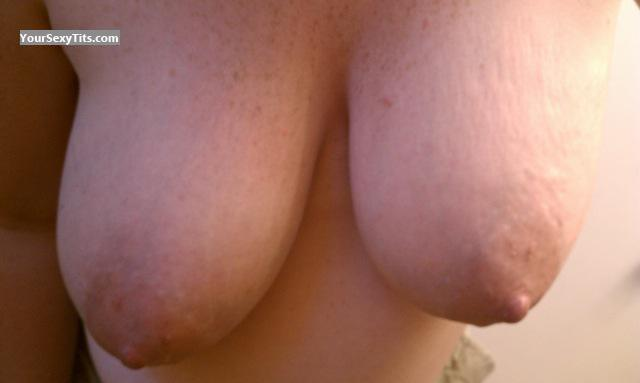 My Very big Tits Selfie by Donna