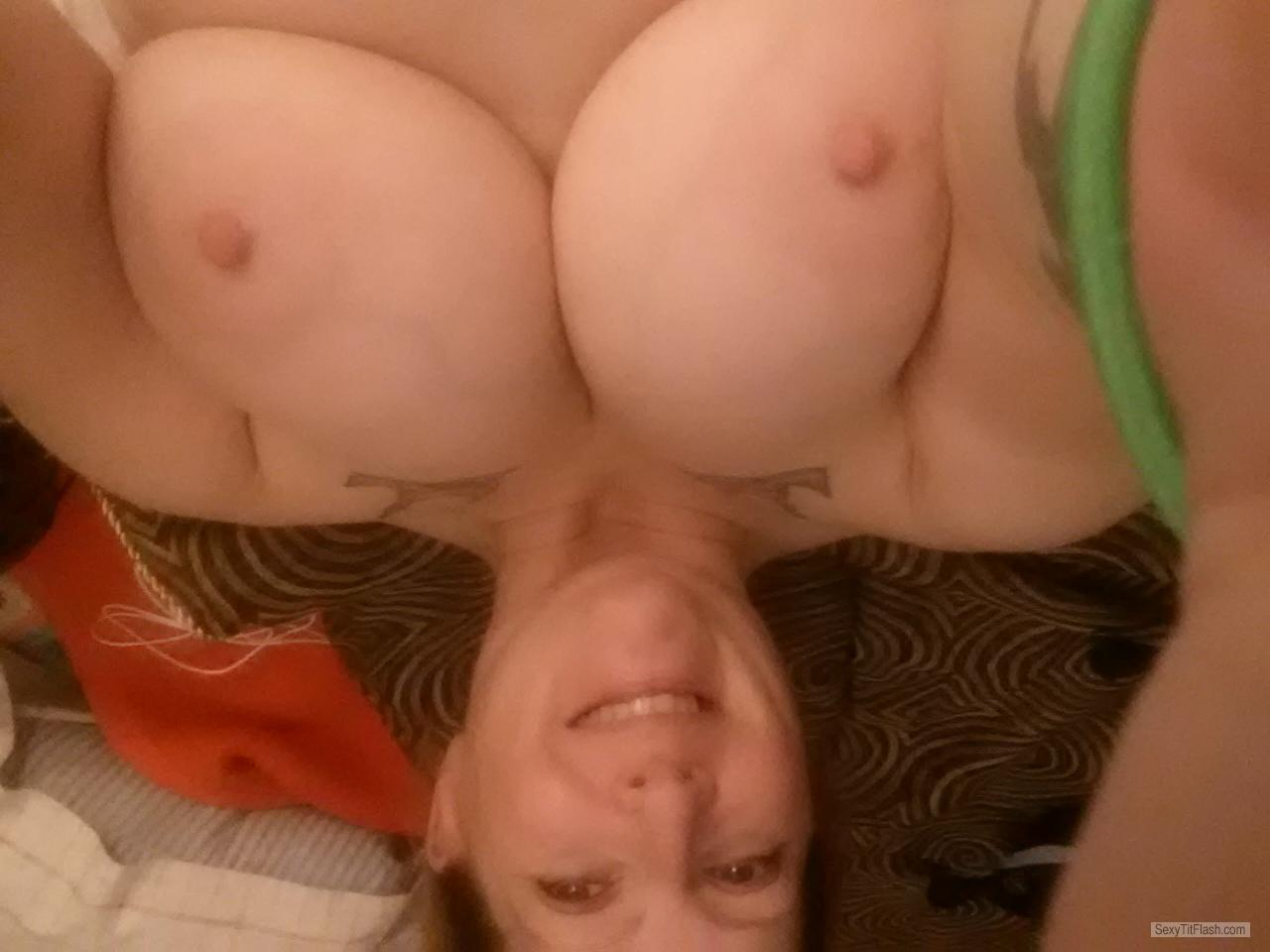 My Very big Tits Topless Selfie by Jenny Jenny