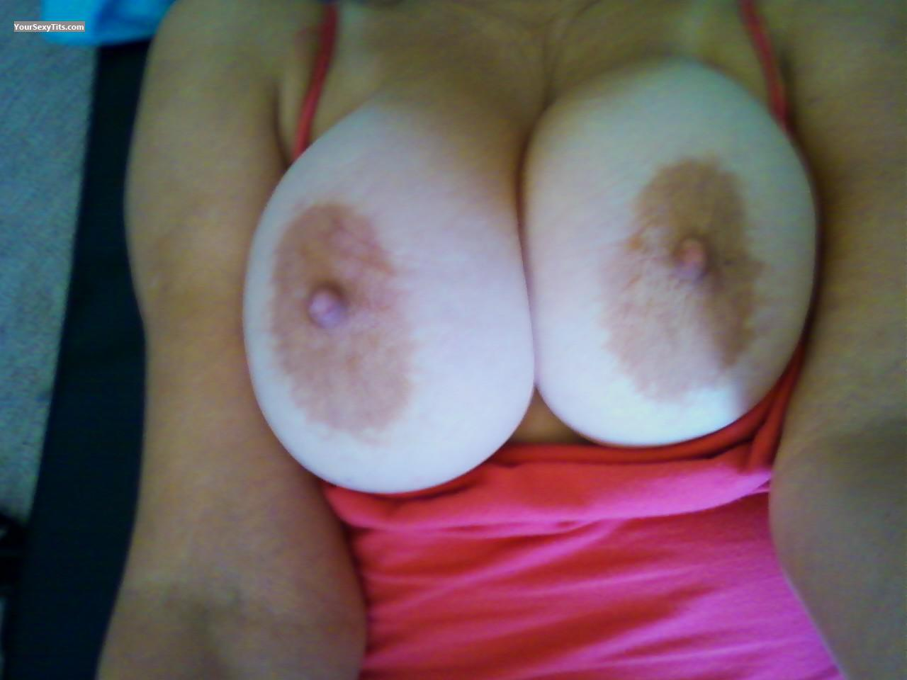 My Very big Tits Selfie by Bad Girl