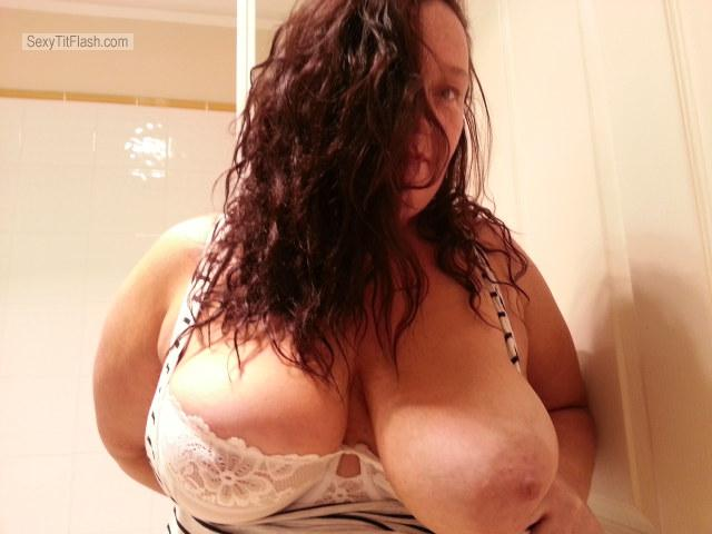 Very big Tits Of My Wife Maryanne