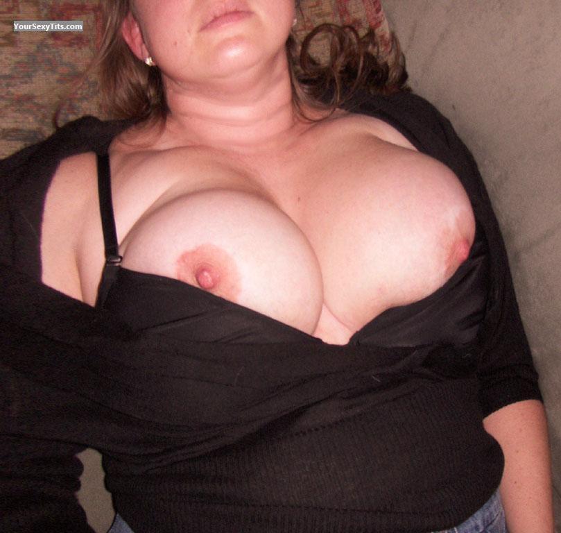 Surprise big tits