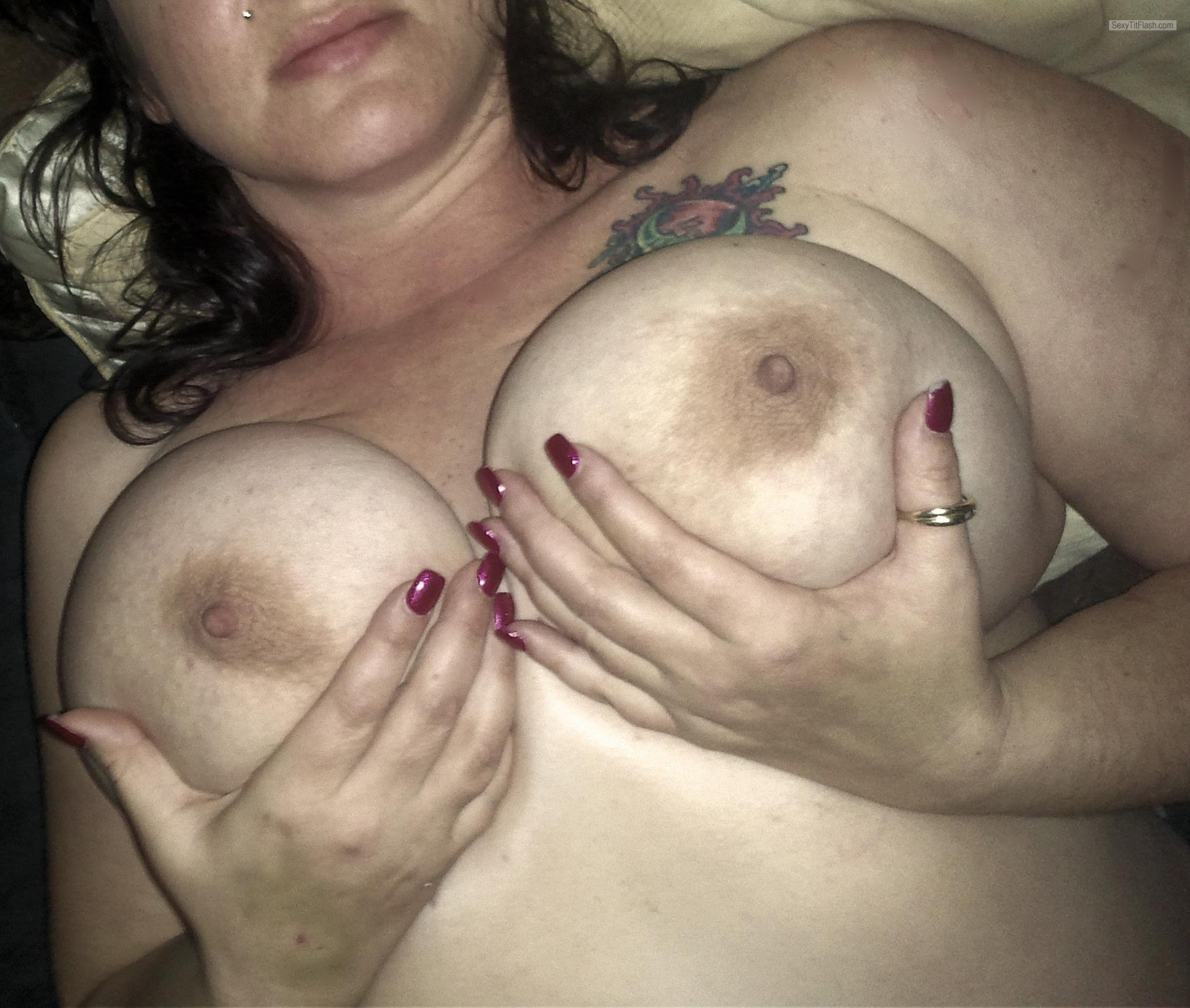 My Very big Tits Joie73
