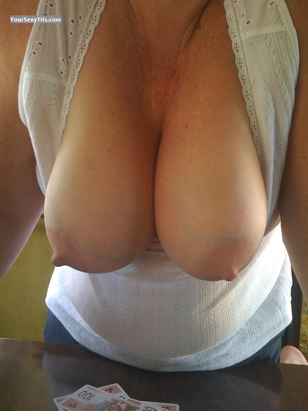 Very big Tits Julie