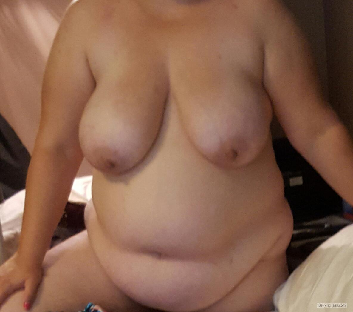 My Very big Tits Just Me