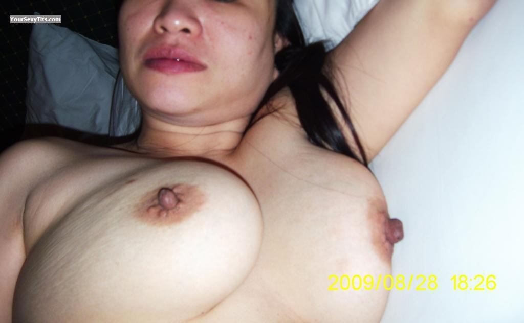 Tit Flash: My Very Big Tits - MEKY from China