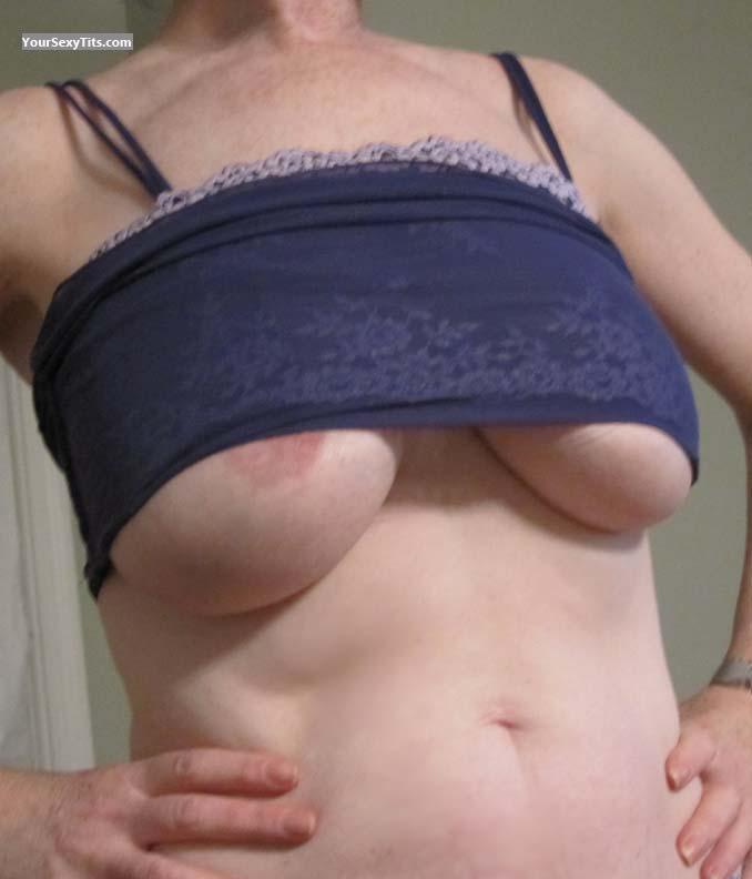 Tit Flash: My Very Big Tits - PrettyNYC from United States