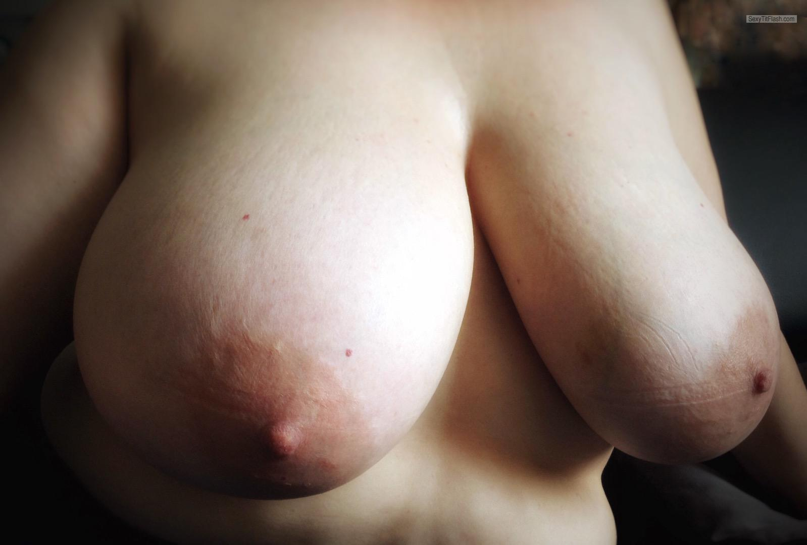 Very big Tits Of My Wife Geoleo