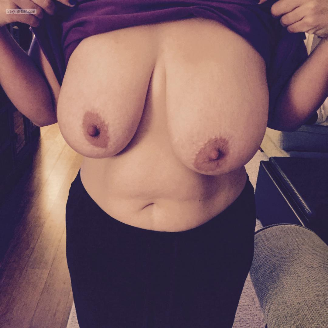 Very big Tits Of My Wife JJ's Tits