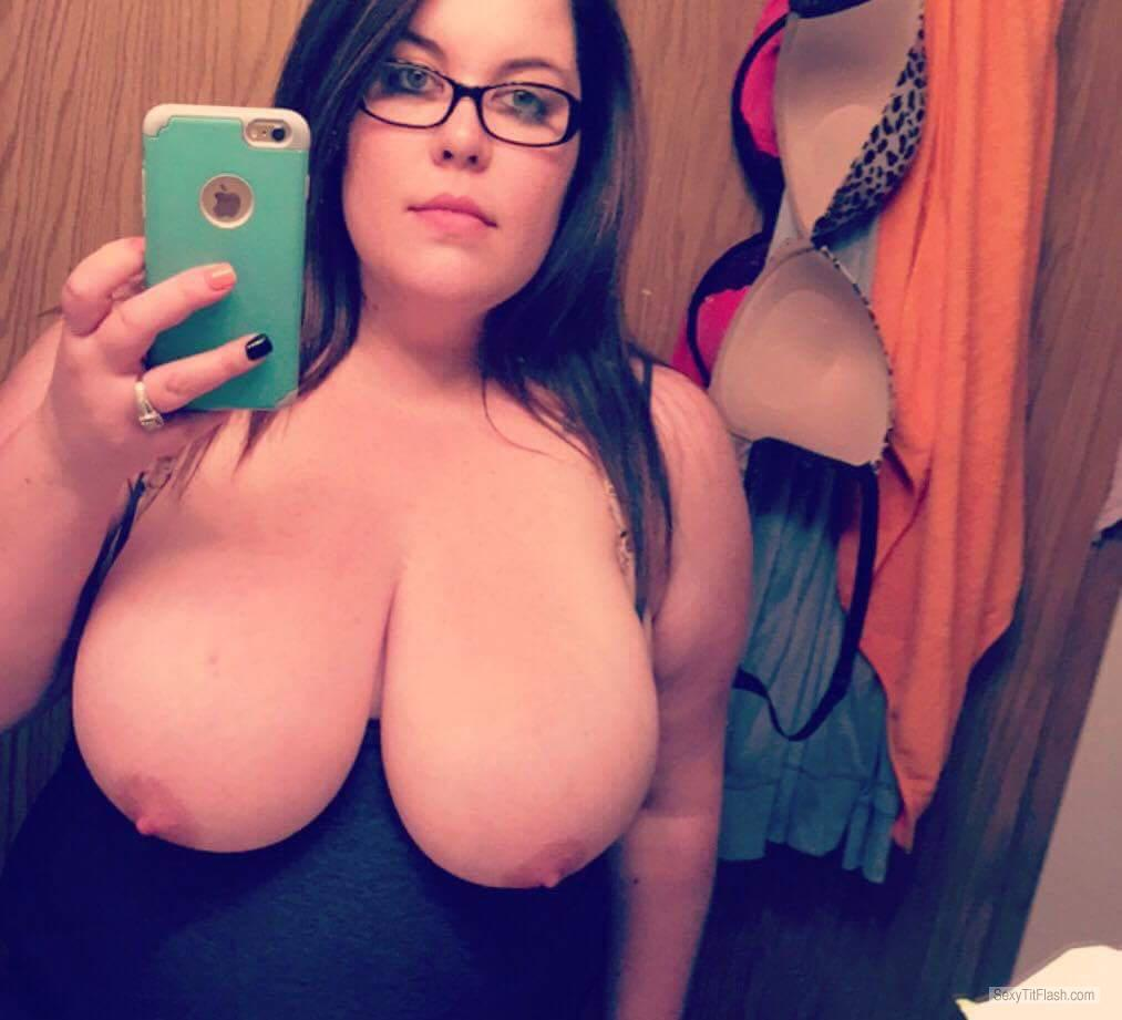 My Very big Tits Topless My Slut