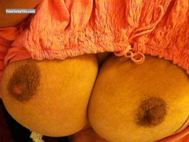 My Very big Tits Selfie by Eraser Girl
