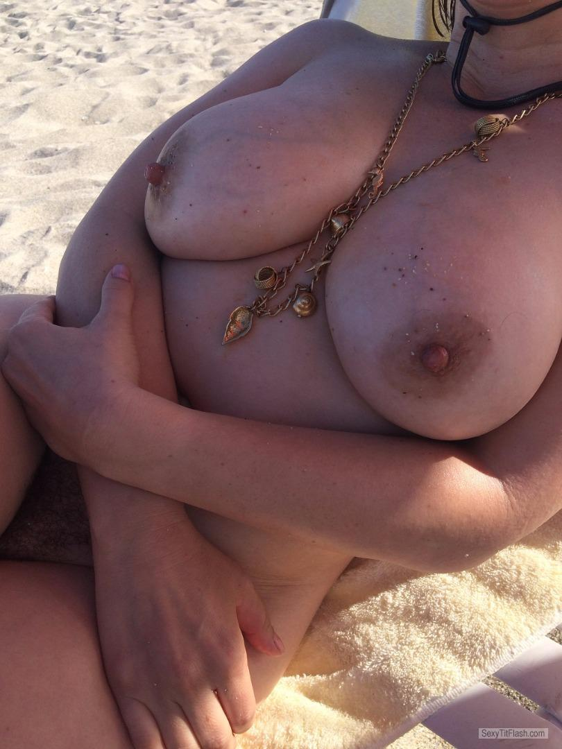 Very big Tits Of My Wife Lissa