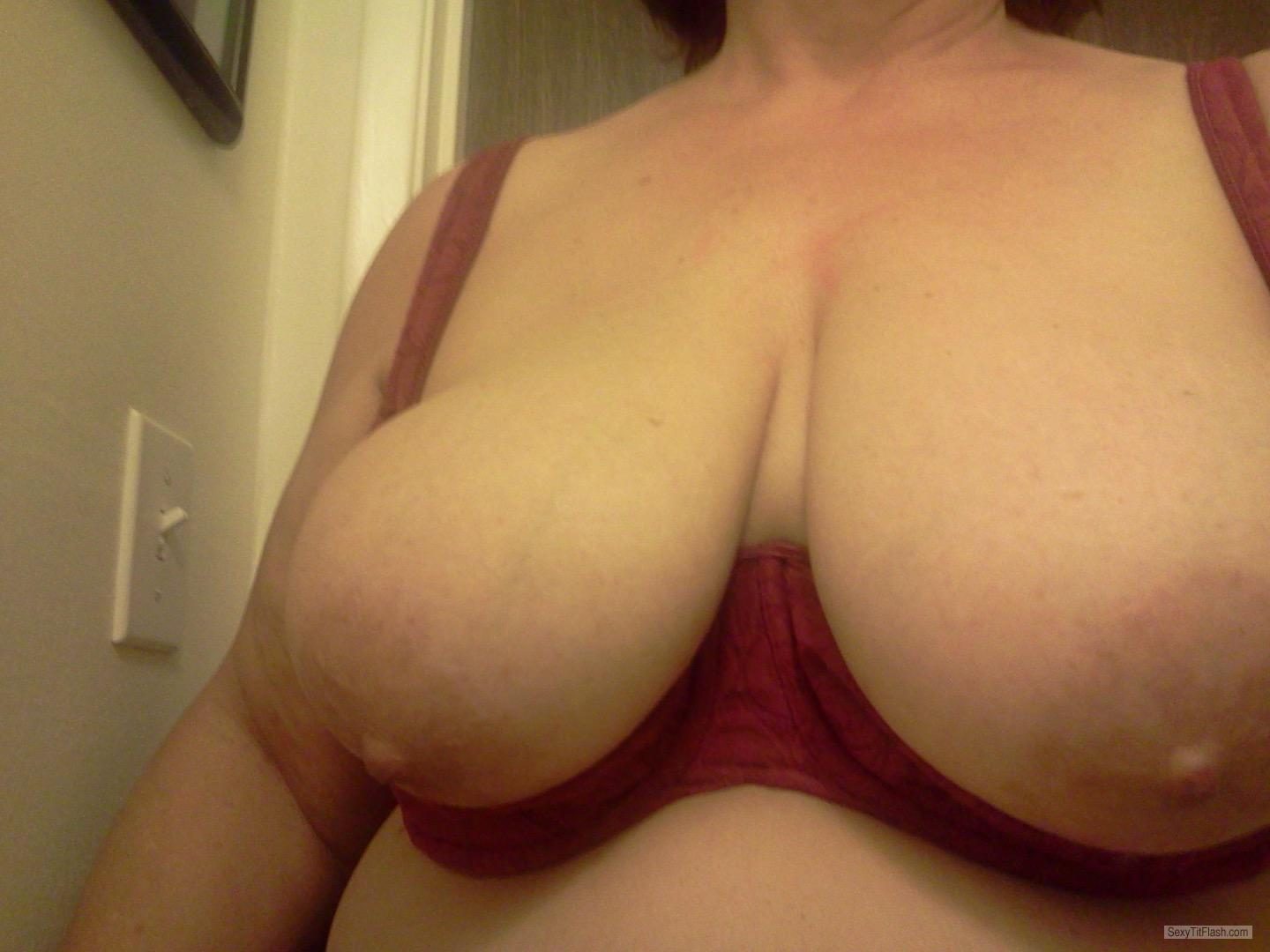 My Very big Tits Hot Wife