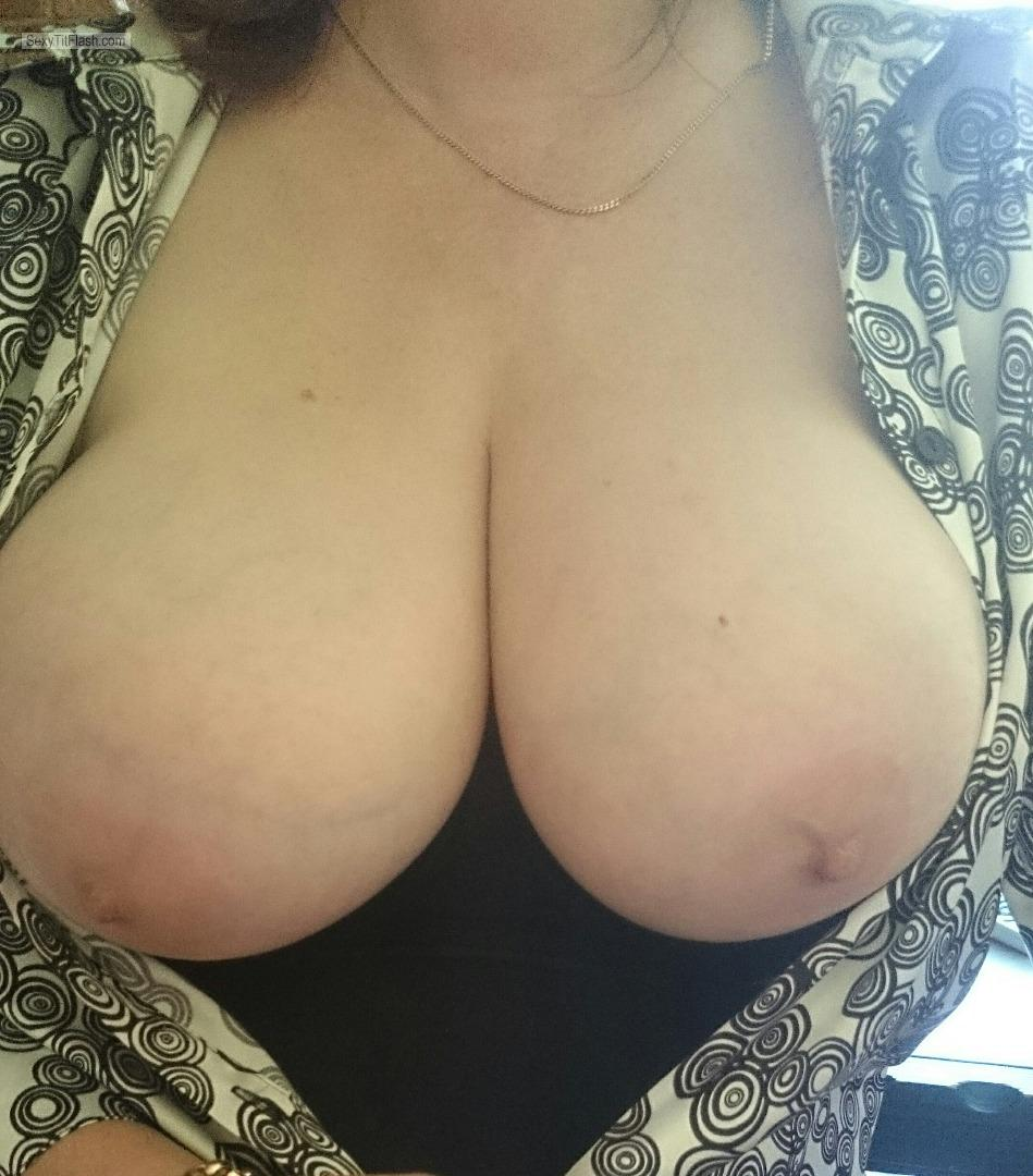 Very big Tits Of My Girlfriend Ronni