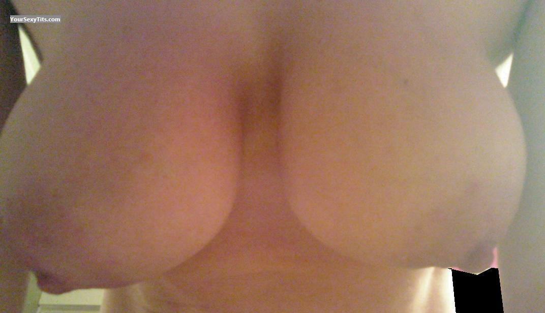 My Very big Tits Selfie by Double D's