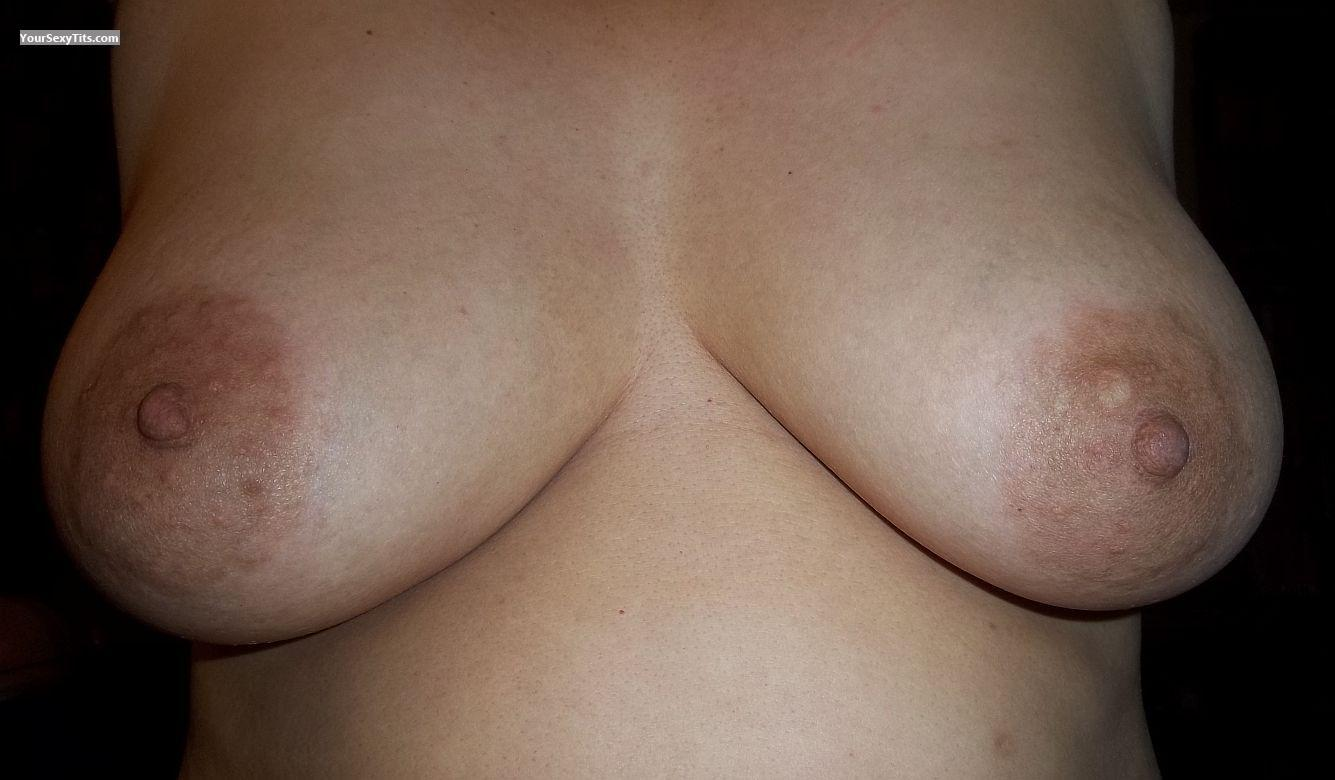 Tit Flash: Very Big Tits - Inxsgal from United States
