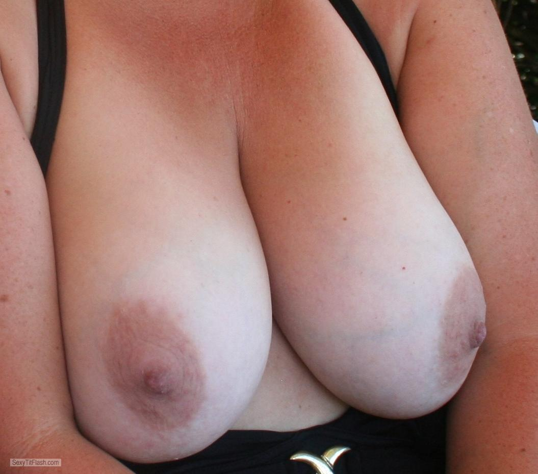 Very big Tits Of My Wife D