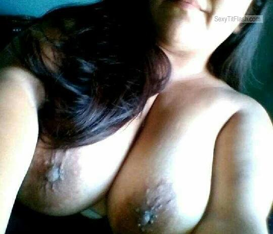 My Very big Tits Topless Native