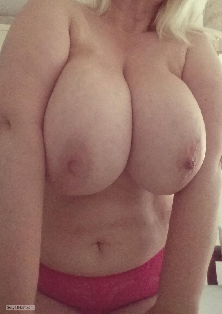 My Very big Tits Topless Hot Babe